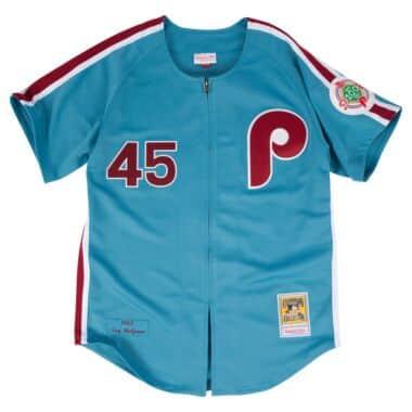 4e6afef3f54 Tug McGraw 1983 Authentic Jersey Philadelphia Phillies