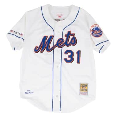 97897e79e Mike Piazza Authentic Jersey 2001 New York Mets
