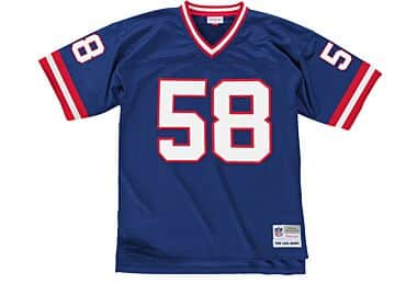 be2c15ae5 Carl Banks 1986 Legacy Jersey New York Giants