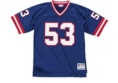 Harry Carson 1986 Legacy Jersey New York Giants 2ba66fc9b