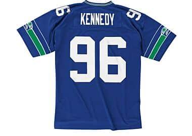 Cortez Kennedy 1993 Legacy Jersey Seattle Seahawks Mitchell   Ness ... 8fc42b0b3