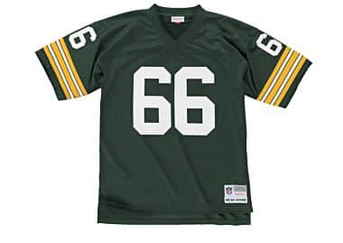 Ray Nitschke 1966 Replica Jersey Green Bay Packers bd1564fde