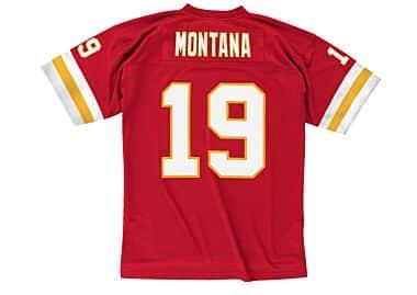Joe Montana 1994 Legacy Jersey Kansas City Chiefs bc5c73b9c