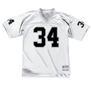 d36b2646c Jerseys - Los Angeles Raiders Throwback Apparel & Jerseys | Mitchell ...