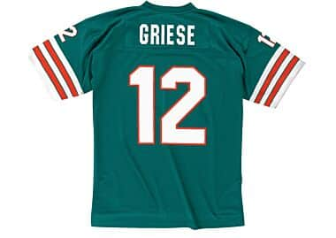 Bob Griese 1972 Legacy Jersey Miami Dolphins Mitchell & Ness  for cheap