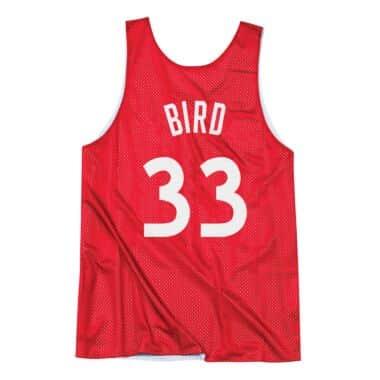 eab865f26c8 Larry Bird All-Star Reversible Tank Boston Celtics Mitchell   Ness ...