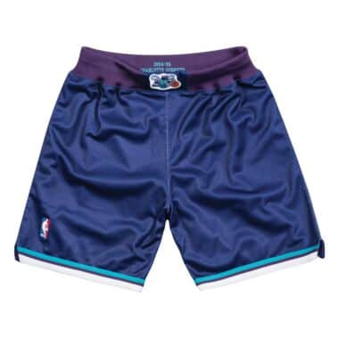 69cf022da3df 1994-95 Charlotte Hornets Alternate Authentic Shorts