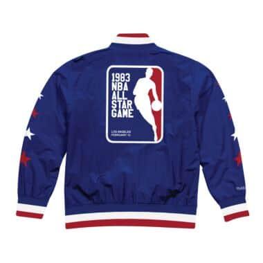 85d9aa9d1 Team History Warm Up Jacket 2.0 NBA All Star Mitchell & Ness ...