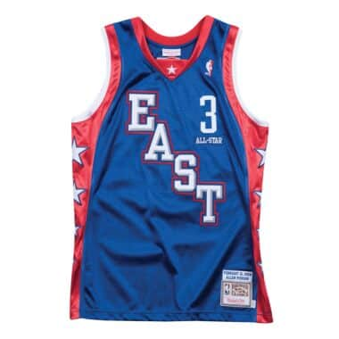 283305989a15c8 Allen Iverson 2004 All Star East Authentic Jersey