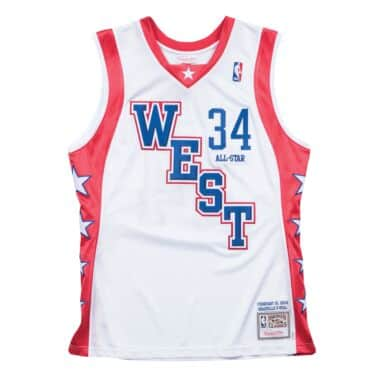 18e96594fe16 Shaquille O Neal 2004 All Star West Authentic Jersey