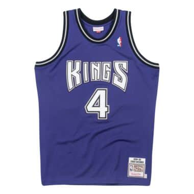 7fddc6838510 Mitch Richmond 1994-95 Authentic Jersey Sacramento Kings Mitchell ...
