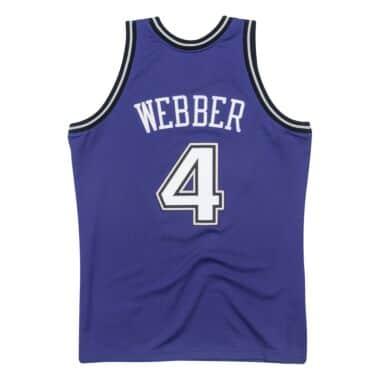 eb7f01cfcab Chris Webber 1998-99 Sacramento Kings Alternate Authentic Jersey ...