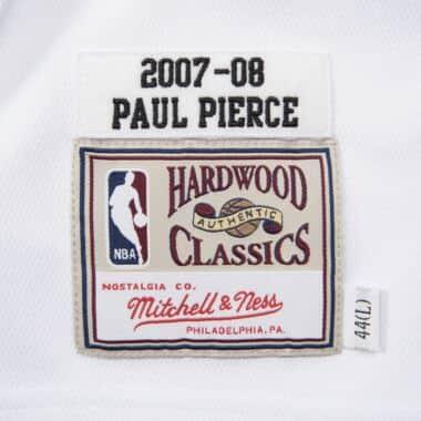 1ba3a0cc6c43 Paul Pierce 2007-08 Boston Celtics Authentic Finals Jersey Mitchell ...