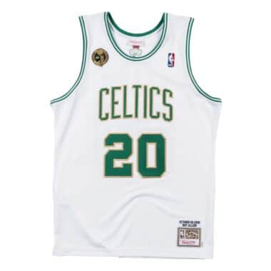 ef22ff703bea Authentic Jersey Boston Celtics Home 2008-09 Ray Allen