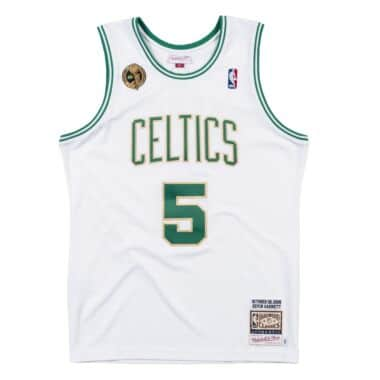 98109a3a1 Authentic Jersey Boston Celtics Home 2008-09 Kevin Garnett