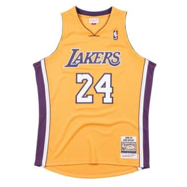 a0d3454e8bb Authentic Jersey Los Angeles Lakers Home 2008-09 Kobe Bryant