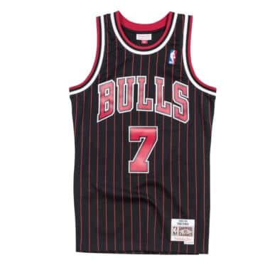 3c3f4957898 Toni Kukoc 1995-96 Chicago Bulls Alternate Swingman Jersey