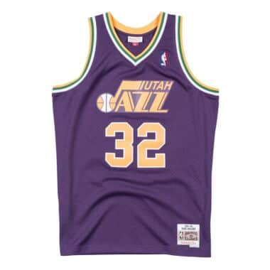 b640ccb9c Swingman Jersey Utah Jazz Road 1991-92 Karl Malone