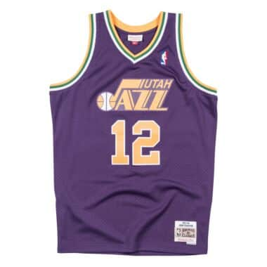 Swingman Jersey Utah Jazz Road 1991-92 John Stockton b027b5a07