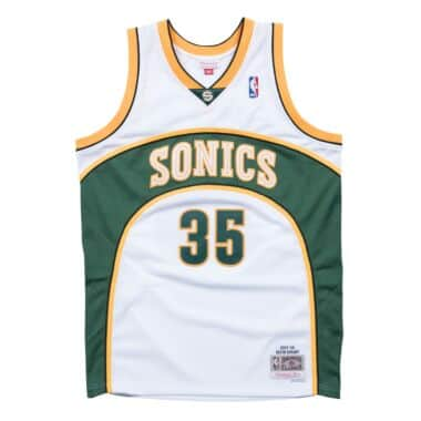 23f22e527a0 Kevin Durant 2007-08 Home Seattle Supersonics Swingman Jersey