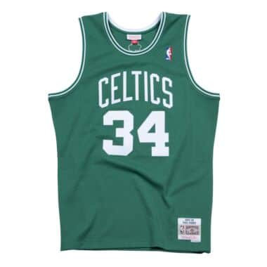 468342709 Paul Pierce 2007-08 Boston Celtics Swingman Jersey
