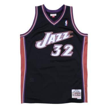 af66d3761 Karl Malone 1998-99 Utah Jazz Swingman Jersey