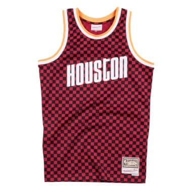 NBA HWC Swingman Checkerboard Collection Mitchell   Ness Nostalgia Co. 722acef11473