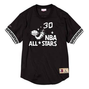 c71b1ff2a08 Scottie Pippen Name   Number Mesh Crewneck All Star East