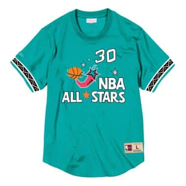46a419ba7826 Scottie Pippen Name   Number Mesh Crewneck All Star East