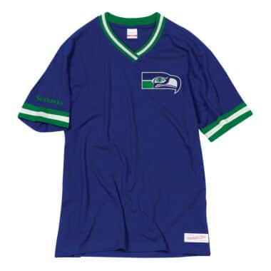 Shirts Seattle Seahawks Throwback Apparel & Jerseys | Mitchell