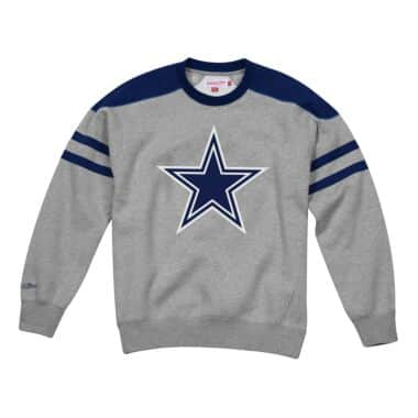 3905a4539 Winning Team Mesh Button Front Dallas Cowboys Mitchell   Ness ...