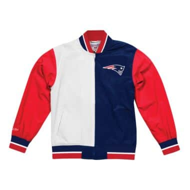 Team History Warm Up Jacket 2.0 New England Patriots 7198a2c45