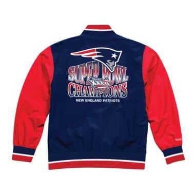 9e613a53d Team History Warm Up Jacket 2.0 New England Patriots