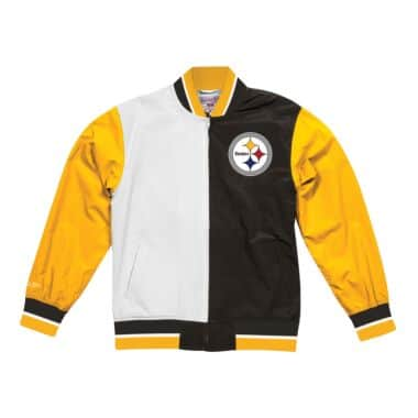 fe44f3fc9 Team History Warm Up Jacket 2.0 Pittsburgh Steelers
