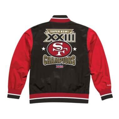 Team History Warm Up Jacket 2.0 San Francisco 49ers 97b40d39f