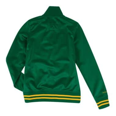 Womens Track Jacket Green Bay Packers Mitchell   Ness Nostalgia Co. 52b7335d0