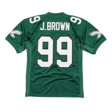 bebfa74686f Jerome Brown 1991 Authentic Jersey Philadelphia Eagles Mitchell ...