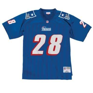 552dedc729768 Curtis Martin 1996 New England Patriots Legacy Jersey