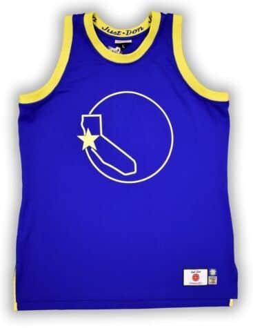 84da6459b Just Don No Name Jersey Golden State Warriors