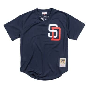 b39cb420043 Trevor Hoffman 1996 San Diego Padres Authentic Mesh BP Jersey