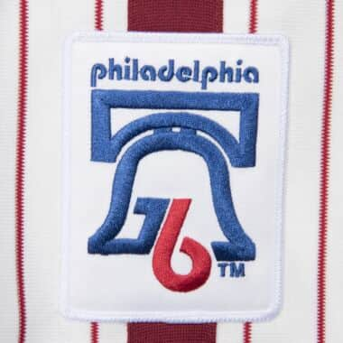 84fc2f87d5b Tug McGraw 1976 Home Authentic Jersey Philadelphia Phillies Mitchell ...