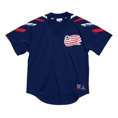 f3ac69322fc New England Revolution Throwback Sports Apparel & Jerseys | Mitchell ...