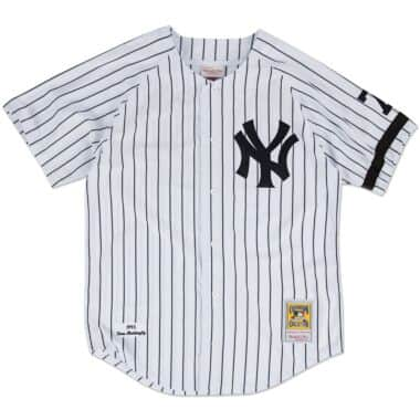 504c4f010 Authentic Jersey New York Yankees Home 1995 Don Mattingly