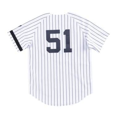 a4696ca7dd7 Authentic Jersey New York Yankees Home 1995 Bernie Williams