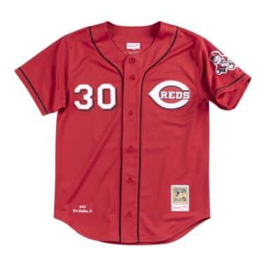 dc65f879a2 Cincinnati Reds Throwback Apparel & Jerseys | Mitchell & Ness ...