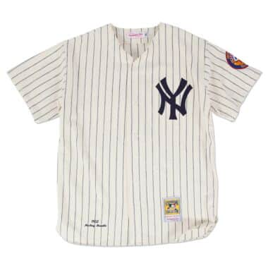 28cdc2d819c64 Authentic Jersey New York Yankees Home 1952 Mickey Mantle