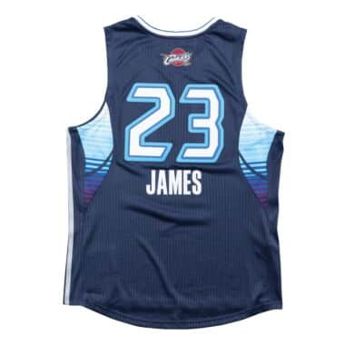 Authentic Jersey All-Star East 2009 Lebron James - Shop Mitchell ... 5c3e25aae