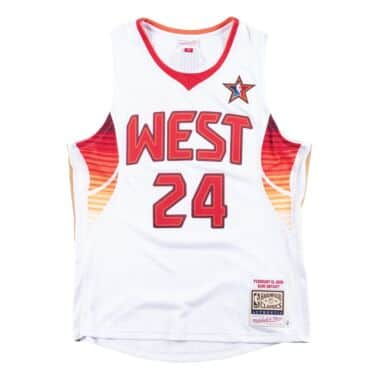 758956c82 Authentic Jersey All-Star West 2009 Kobe Bryant