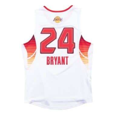 f7f039182 AJY4EL18004-ASWWHIT09KBR. Authentic Jersey All-Star West 2009 Kobe Bryant
