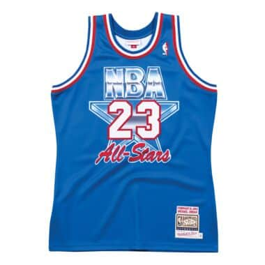 online store 5aa29 fe4e5 Authentic Jersey All-Star East 1993 Michael Jordan